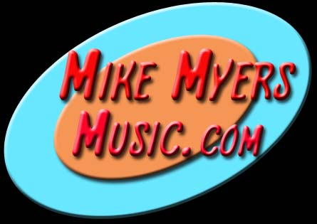 Mike Myers Music Logo